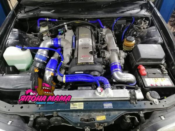 Патрубки системы охлаждения Toyota JZX 90 / JZX 100